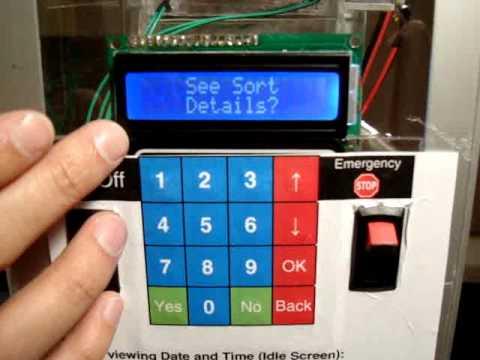 AER201 Access Card Organizing Machine - Kuhlmann, Wu, Piggott