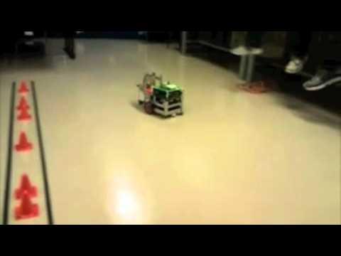 AER201 Team 1 2011 Cone Dispensing Machine