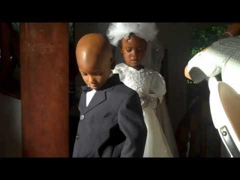 Beautiful Wedding In Haiti
