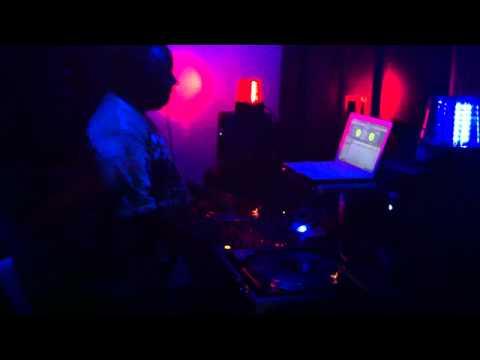 Haitian All-Starz DJs in Studio Mix Session