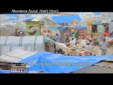 GRITtv: Ciné Institute: Haiti's Heroes