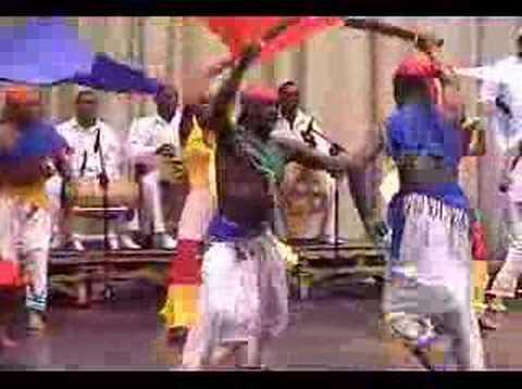 Afro-Cuban-Haitian Dance - Gagá - Ballet Folklórico Cutumba