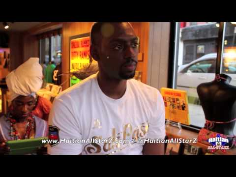 """Sak Pase"" Dnalsi Clothing & Music Producer BridgeTown on (Haitian All-StarZ Radio TV)"