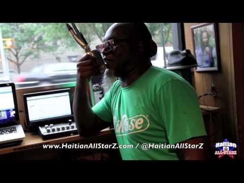 Farrah Burns on Haitian All-StarZ Radio TV {Clip 1}