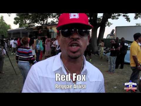 "Reggae Artist ""Red Fox"" S/O Team Haitian All-StarZ"