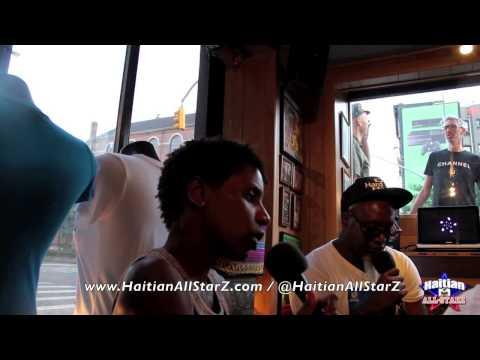 "Cornbread and Cremasse ""Blague"" with Ingrid Austin Daniels (Haitian All-StarZ Radio TV)"