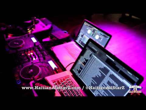 Socialite Tuesdays with DJ One {Haitian All StarZ DJs} on the Set.