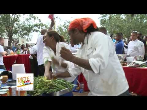 Taste of Haiti 2014 (Miami, Florida)