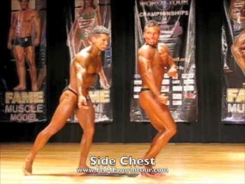 Bodybuilding Symmetry & Posing