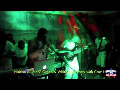Party On The Sea (GREEN & WHITE BOAT PARTY) with CRUZ LA (Video 1)