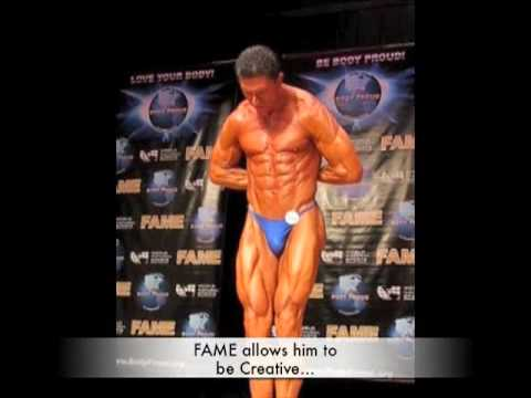 Body as Art - Bodybuilding Routine