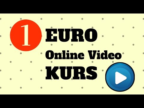 Online Geld Verdienen mit dem 1 Euro Video Kurs