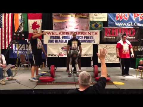 2012 WABDL Push-Pull World Championships - Nov 2012