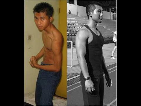 my body transformation