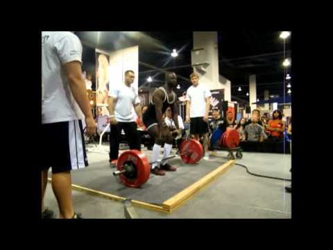 2012 USPA Olympia Power lifting