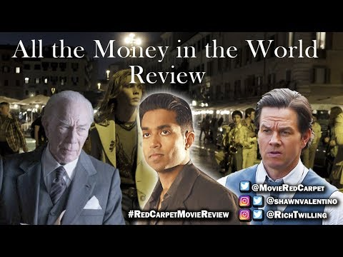 All the Money in the World Review - RED CARPET MOVIE REVIEWS