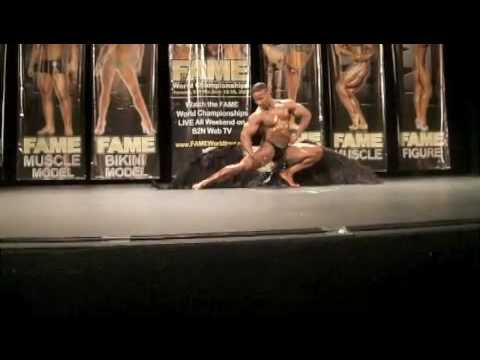 2008 FAME World Championships - FAME Pro Ian Walling - Guest Routine