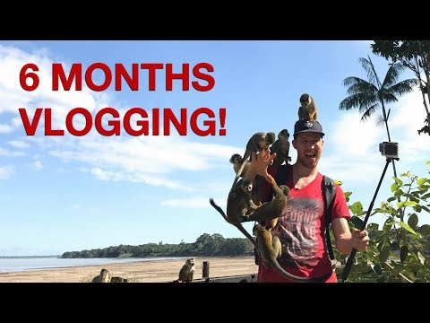 What I've Learned From 6 Months of Vlogging