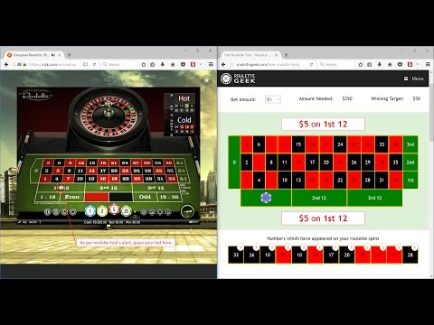 Roulette - How to Win $50 Daily!