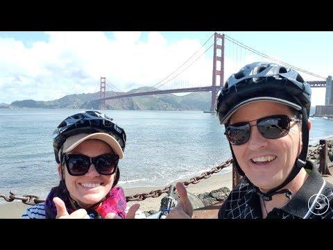 DRIVING SAN FRANCISCO | USA #VANLIFE ROAD TRIP 2018