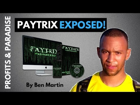 Paytrix Review: Nobody Offering Paytrix Bonuses Tells You This