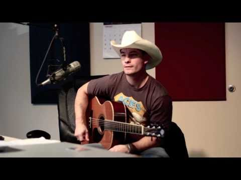 "J.Collins  Performs his single ""Time To Talk"" Live on WQIK w/ John Scott"