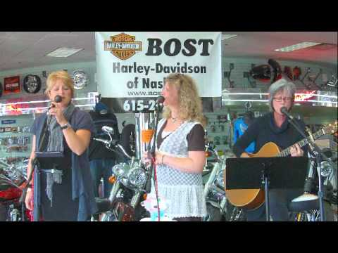 Calico entertaining at Bost Harley Davidson