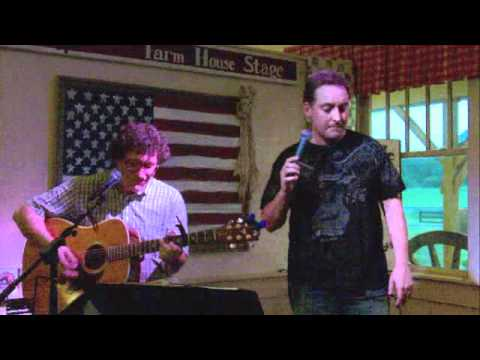 Jeremy Dean & Harlan Pease at the Fontanel
