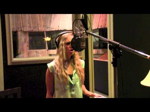 Katlyn Lowe-In the Studio