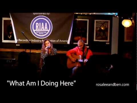 Rose and Ben - BLuebird Cafe - What Am I Doing Here