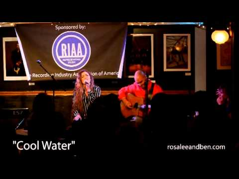 Rose and Ben - Bluebird Cafe - Cool Water