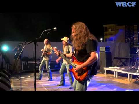 FLYNNVILLE TRAIN - FRENCH RIVIERA COUNTRY MUSIC FESTIVAL - CAGNES SUR MER 2013