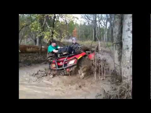 GOT MUD-THE Whipps- Southern Mudd Junkies New Years Ride 2011