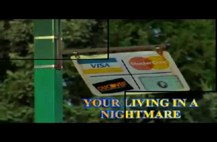YOUR LIVING IN A NIGHTMARE by Jeff Williams