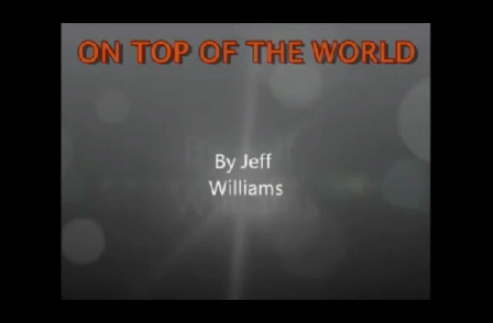 ON TOP OF THE WORLD by JEFF WILLIAMS