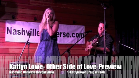 Katlyn Lowe- Other Side of Love -Preview