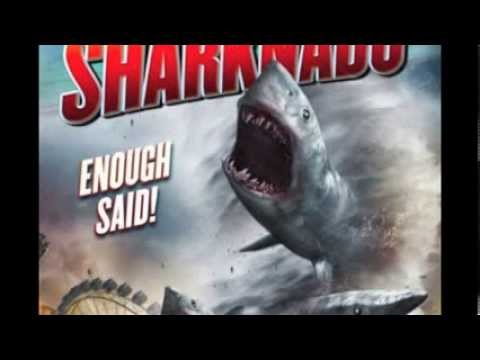 "Sharknado: the greatest tribute to the tune of ""Rock Lobster"""