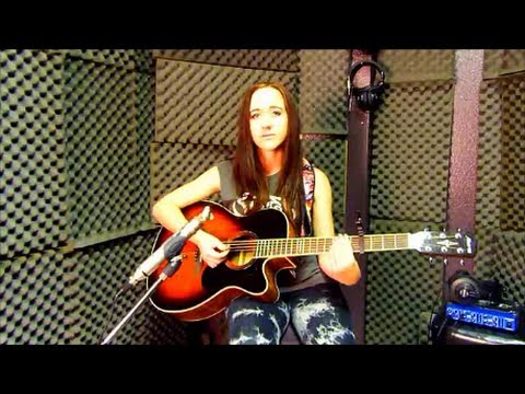 Hell On Heels Acoustic Cover by Ashley Wineland