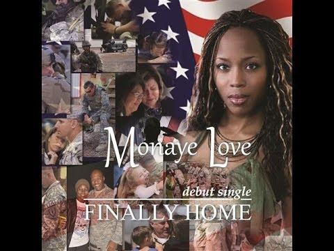 "Love, ""Finally Home"" (Hit Record), Monaye Love"