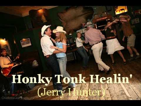 Jerry Hunter Demo - HONKY TONK HEALIN'