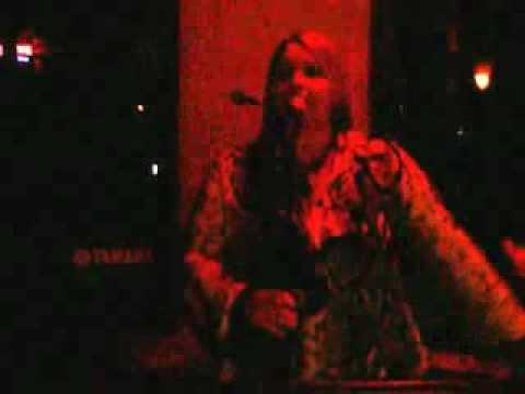 """Tammy singing """"Piece of My Heart"""" by Janis Joplin"""
