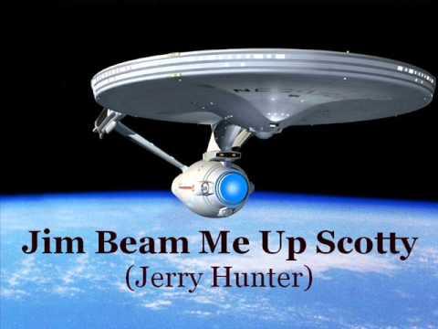 Jerry Hunter Demo ~ JIM BEAM ME UP SCOTTY