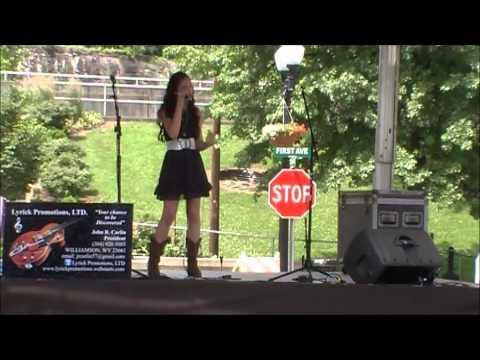 Miranda Lambert- Gunpowder and Lead (cover)-Kelsie May-14 years old.