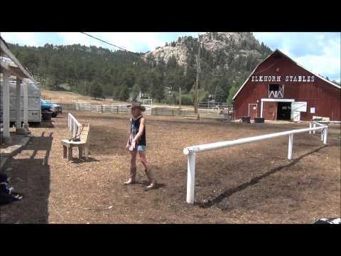 "Elkhorn Stables Estes Park, Colorado ""Good Girl"" by Carrie Underwood"