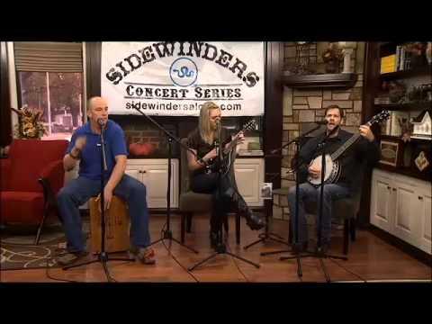 Matthew, Jake and Emma The Snares  WSLS 10 NBC in Roanoke Lynchburg Va