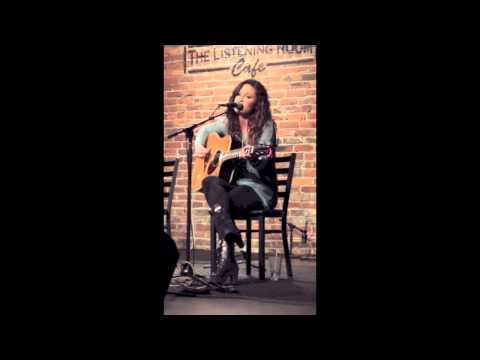 """He Ain't You"" - Nicole Johnson LIVE acoustic original"