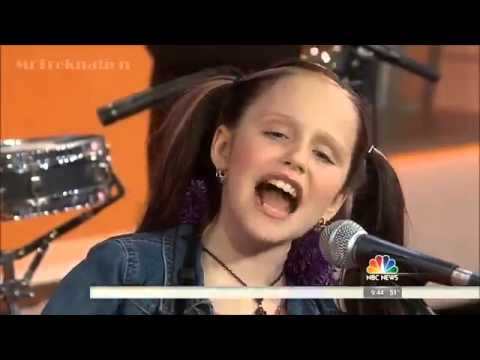 Emi Sunshine on The Today Show