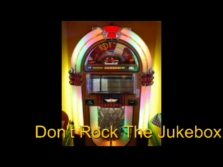 Don't Rock The Jukebox - Alan Jackson cover by Pete Dennison