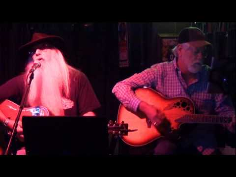 "Doug Matern Performs ""Streets of Hell"" With Dr. Paul Constantine at Loafers in Andrews, NC"