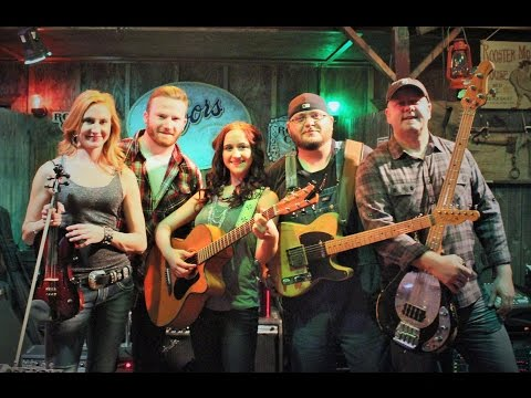 """Little Big Town """"Little White Church"""" Cover By Ashley Wineland Band"""